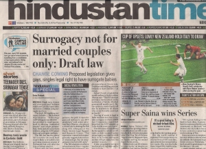 Indian Surrogacy Bill